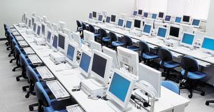 コンピュータ室2F