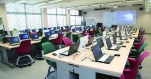 4F コンピュータ室